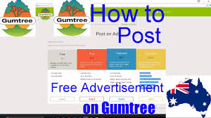 Quikr Post Resume Advertisement Free Template