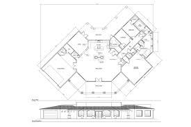 admin building floor plan construction plans commercial building over house small blueprints