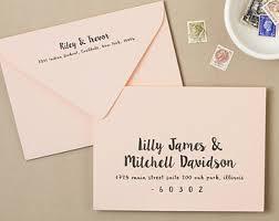 wedding envelope envelope template etsy
