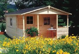 Gardens With Summer Houses - wooden garden houses loghouse garden summer houses for sale