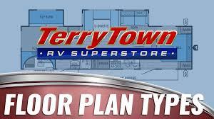 rv floor plan types terrytown rv