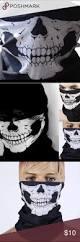 skeleton ghost mask