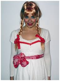 annabelle costume annabelle from the conjuring costume theme me costume fancy