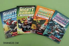 ricky ricotta ricky ricotta s mighty robot children s books see mom click