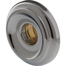 delta tub and shower faucet valve escutcheon in chrome rp18276