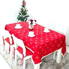 tablecloth for oval dining table oval tablecloth table lace red cloth embroidered snowflake for