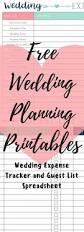 Wedding Planning Spreadsheet Best 20 Wedding Planning Binder Ideas On Pinterest Wedding