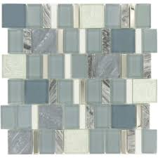 Paint My House by Interior Unique Shapes Grey Glass Tile Stone Metal Ft Wf Marlin