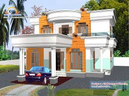 flat roof house plan and elevation trends also 3d plans hd with