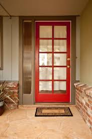 Red Front Doors 74 Best House Colors Images On Pinterest Front Door Colors