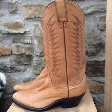 cowboy boots uk leather vintage j light leather cowboy boots uk 3 1