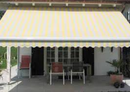 Outdoor Retractable Awnings Retractable Awnings Bluewater Awnings Add Curb Appeal