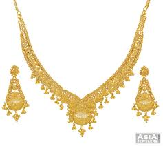 gold jewellery necklace sets images Indian jewelry necklace sets images jpg