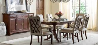Black Dining Room Table And Chairs by Hadleigh Collection By Kincaid Furniture
