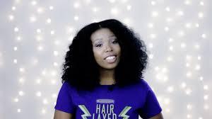 short natural hair curly flexi rod afros tutorial