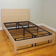 modern sleep platform metal bed frame mattress foundation samsung