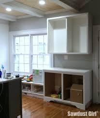 kitchen cabinet toe kick ideas adding a cabinet toe kick sawdust