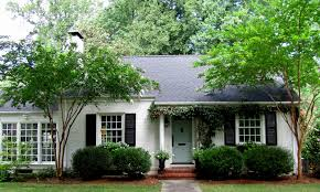 white house paint color with our slo house curb appeal exterior