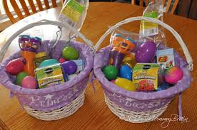 10 creative things to put in your easter basket this year home