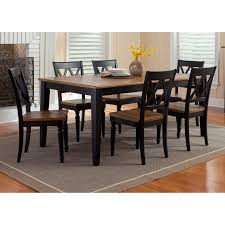 Liberty Furniture Dining Table by Liberty Furniture Aurora 6 Piece Rectangular Table Set Hayneedle