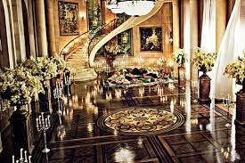 the great gatsby house inside the great gatsby set photos the great