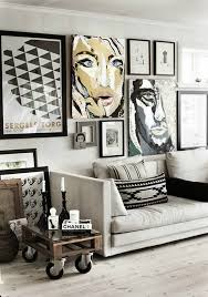 inspired living rooms black and white chanel inspired living room decor ideas meliving