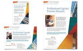 flyer property commercial real estate leaflets templates u0026 designs real estate