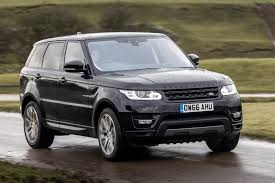 range rover back 2016 range rover sport review 2017 autocar