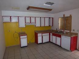 not until cabinets u0026 red walls kitchen red walls black cabinets