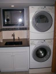 Basement Bathroom Laundry Room Combo 20 Small Laundry With Bathroom Combinations House Design And