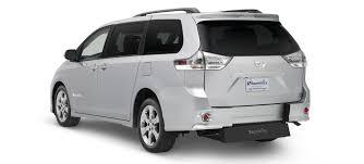 rear entry wheelchair vans braunability