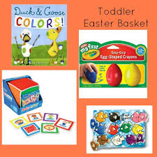 easter gifts for toddlers inspired easter basket ideas