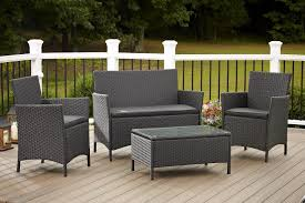 Settee Cushion Set by Patio Furniture Wicker Patio Setc2a0 Singular Photo Concept