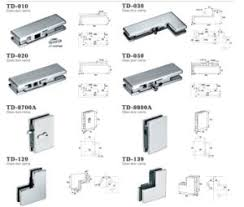 patch fitting glass door china stainless steel patch fitting for tempering glass door td