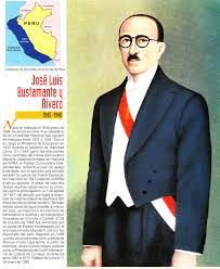 biografia bustamante el salòn de historia del perù gobierno de bustamante y rivero