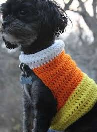 crochet pattern for dog coat crocheted dog sweaters crochet clothes for dogs pinterest