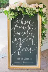 wedding sayings for signs wedding quote signs