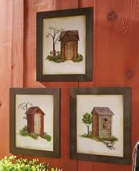 Outhouse Bathroom Country Outhouse Bathroom Decorating Ideas Walls Outhouse