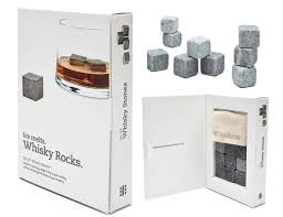 Soapstone Whiskey Ice Melts Whiskey Rocks