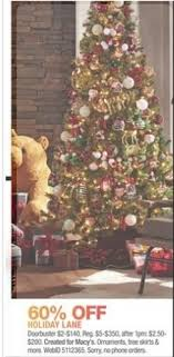 macy s black friday ornaments tree skirts and more