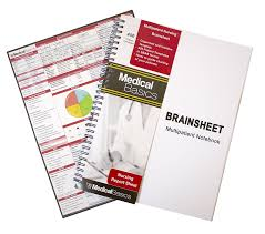 amazon com nursing brain sheet multiple patient notebook nurse