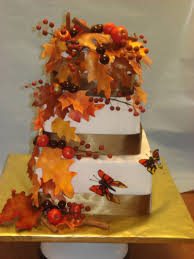beautiful fall themed wedding ideas