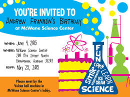 birthday parties mcwane science center
