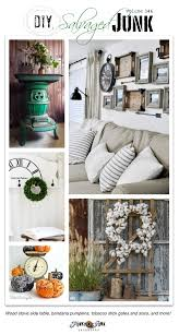 diy salvaged junk projects 346funky junk interiors
