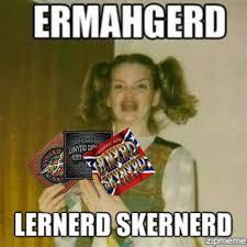 Ermahgerd Meme - ah lerve sweet herm erlerbermer ermahgerd know your meme