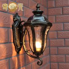 american made light bulbs american retro mermaid porch outdoor lighting bronze color rustproof