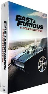 fast u0026 furious 8 movie 1 8 collection box set 9 disc free shipping