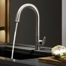 Ratings For Kitchen Faucets Touchless Bathroom Faucet Delta 610t040 15gpm Hardwire Motion