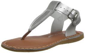 amazon com salt water sandals by hoy shoe t thong sandal sandals