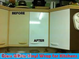 Vinyl Wrap Kitchen Cabinets Wrap Your Kitchen Furniture With Vinyl Rv Livin U0027 Pinterest